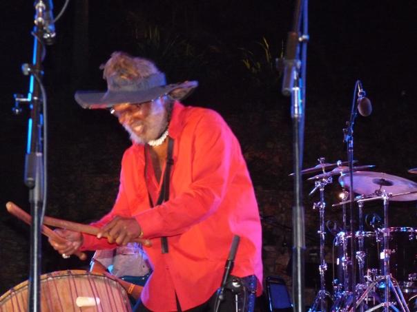 Doc on Drum Aug 4 Hollywood