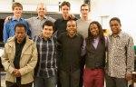 Jazz Professors &  Ambassadors  Wayne Shorter &  Herbie Hancock  teaching at UCLA via Monk Institute
