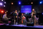 With Mulgrew Miller, Terell Stafford, Tim Warfield and Matt Wilson (Jazzbaltica 2006)
