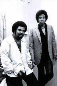 George Duke  and Stanley Clarke