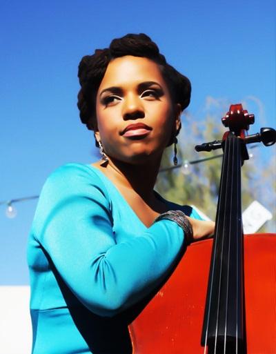 Shana Tucker Chamber Soul artist