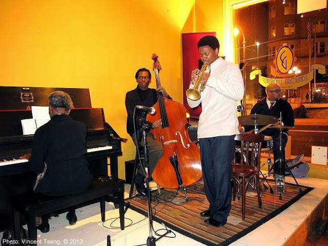 jazz at churchills