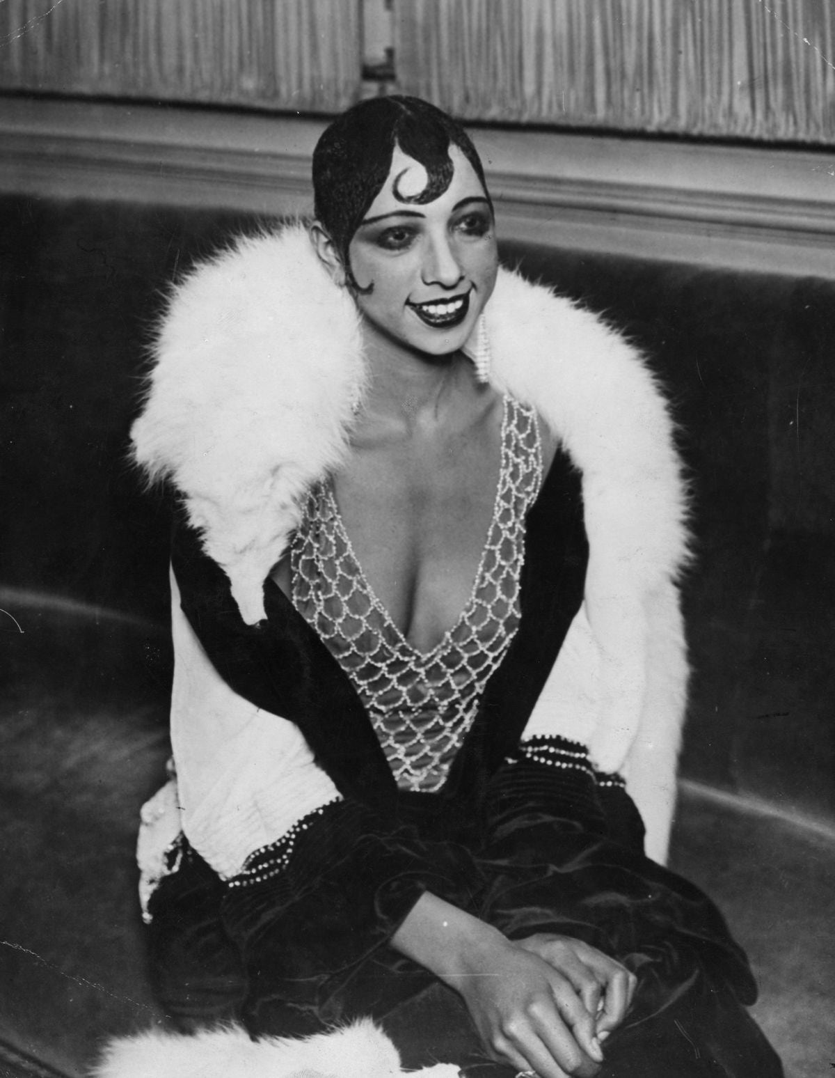 Classic blues hipster sanctuary for Josephine baker images