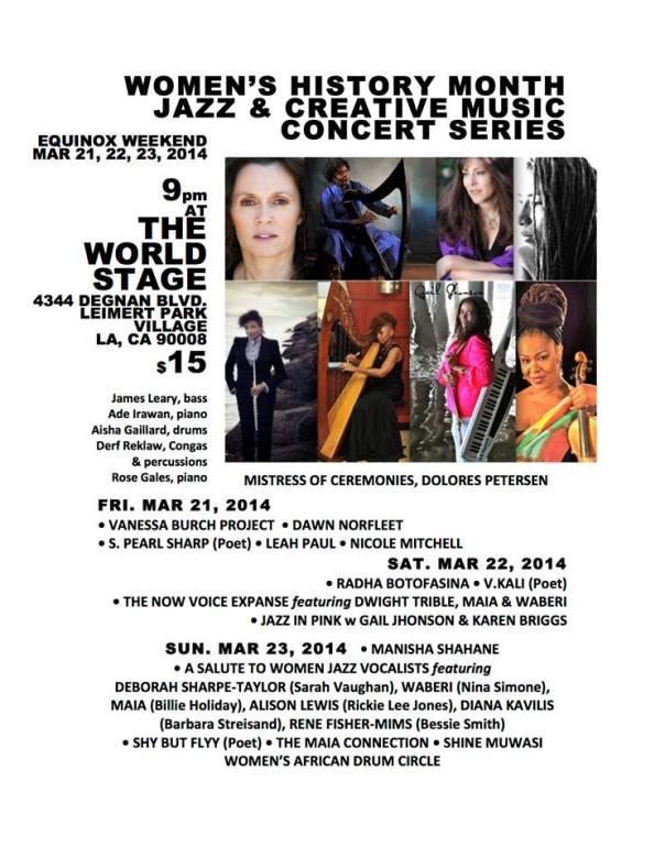 Women's Jazz fest