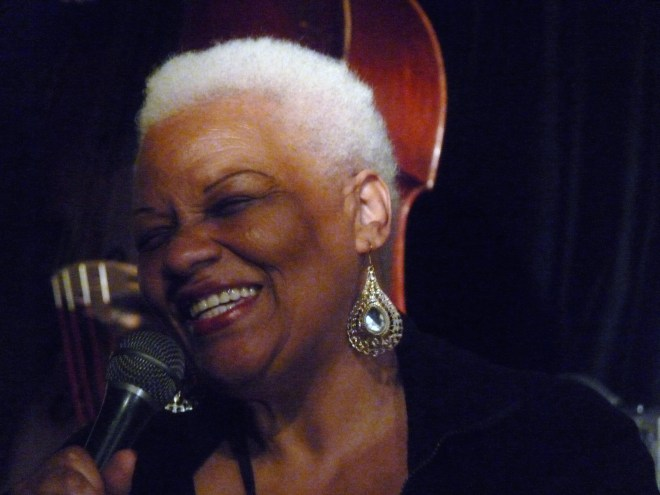 Alabam! Barbara Morrison