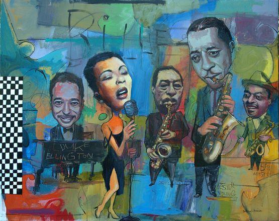 art jazz a;;stars