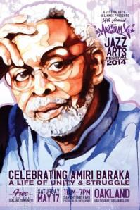 aniti Baraka poster NOW