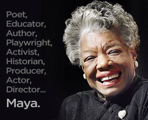 Dr Angelou   Now