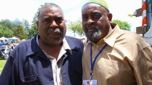 Marvin X Poet & Bin Hassan-original Last Poets