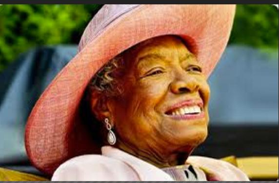Maya Angelou B