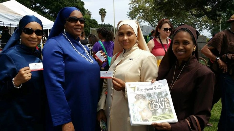 sisyetr  Muslims   malcom x festival  2014