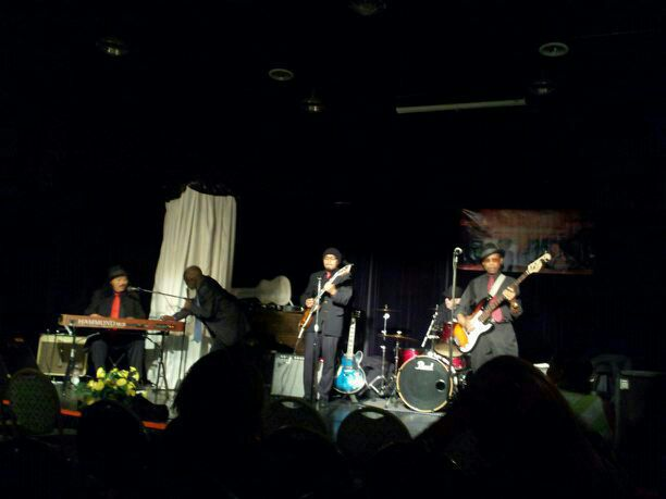 Deacon Jones Band
