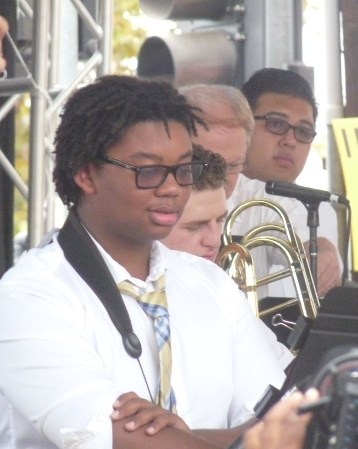Jazz America- Tenor Sax   Central ave Jazz fest 2014 002 B