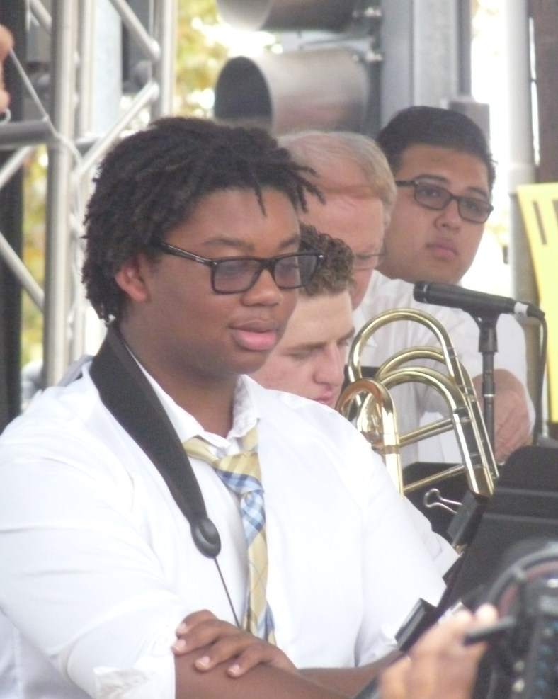 Jazz America- Tenor Sax   Central ave Jazz fest 2014 002 B