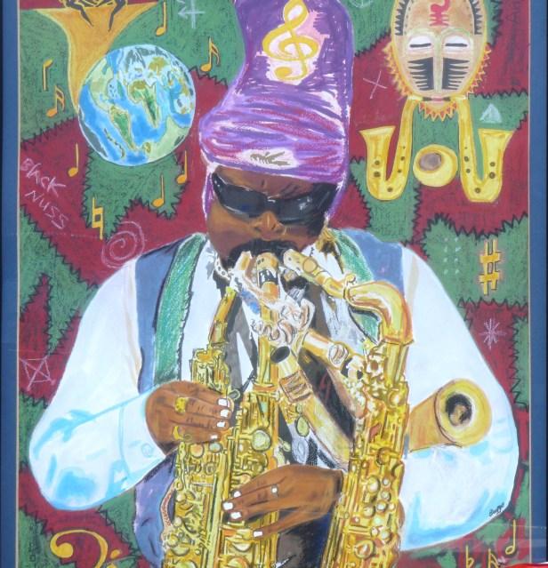 NOW  Rahsaan  Kirk  PIX   Central ave Jazz fest 2014