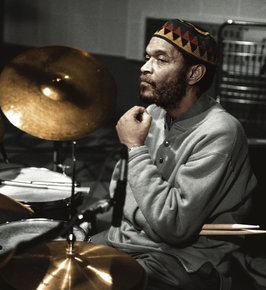 Billy Higgins Koifi hat
