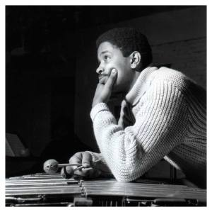 Bobby Hutcherson in sweater