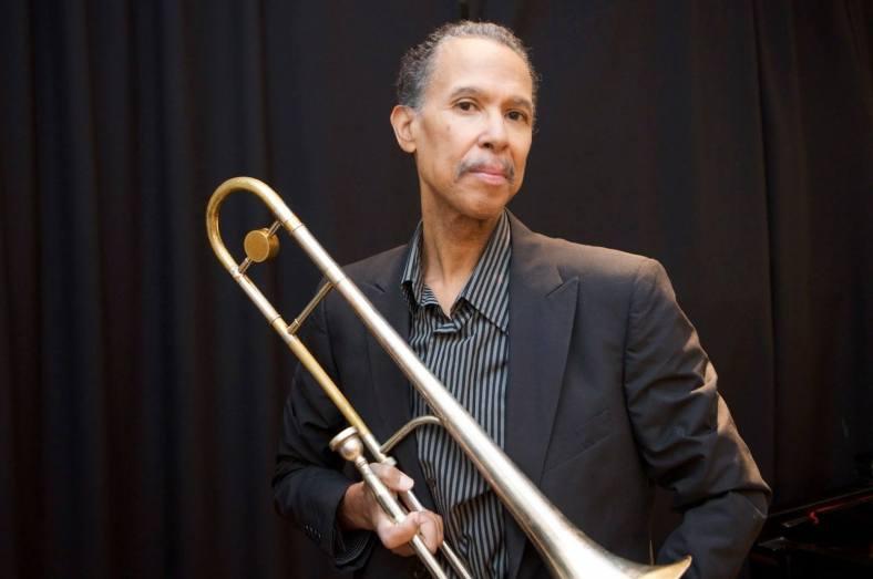 Trombonist ADAMS  RIP