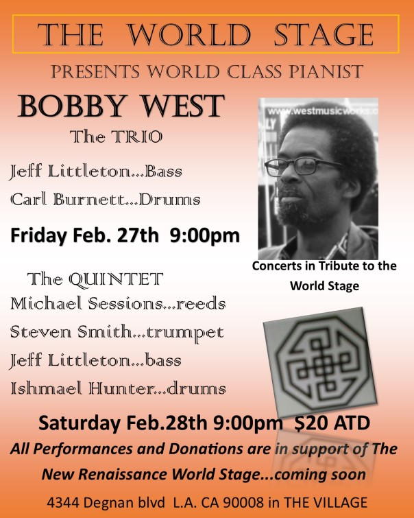 bobby west poster