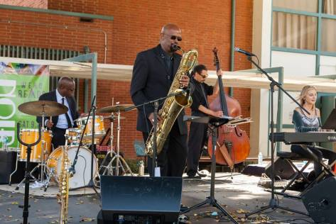 Dale Fielder Quartet