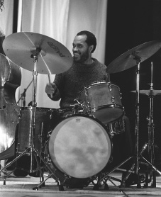 Full drum kit and billy-higgins-6