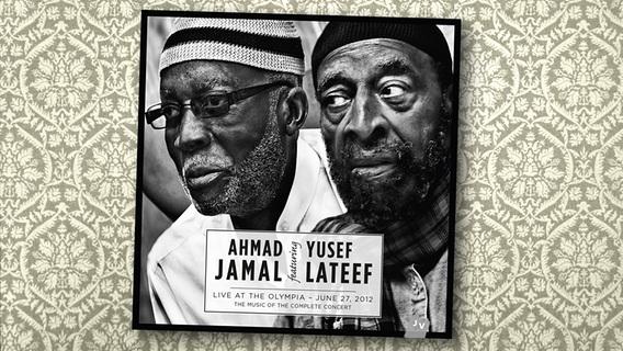 Ahmad Jamal Yusef Lateef Live at the Olympia