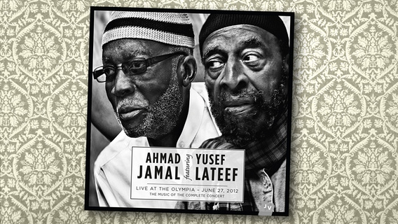 Ahmad Jamal Yusef Lateef Live at the Olympia