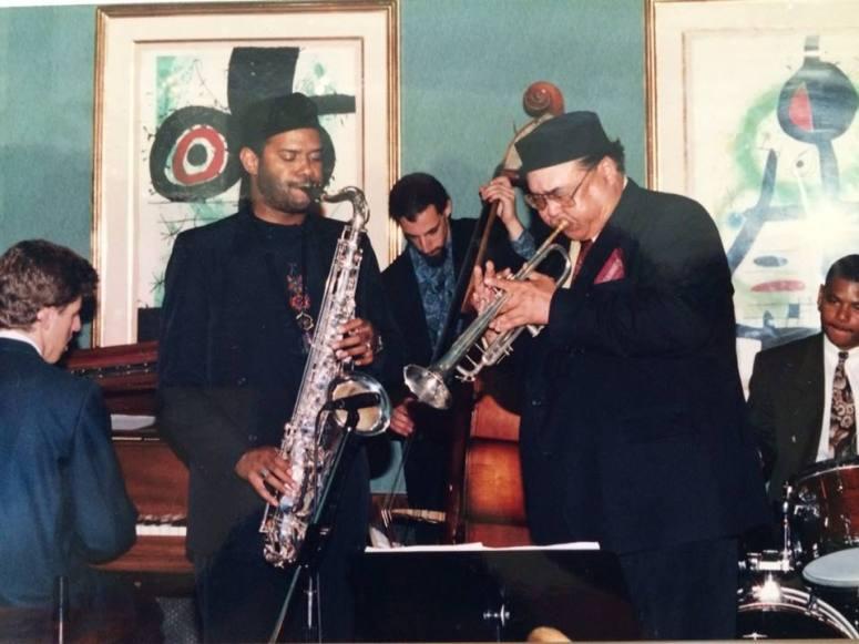 1993 version of the Dale Fielder Quintet