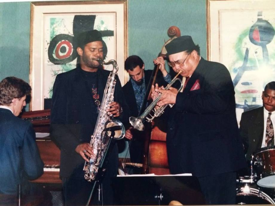 1993 version of the Dale Fielder Quintet