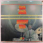 elvin jones  midnight walk