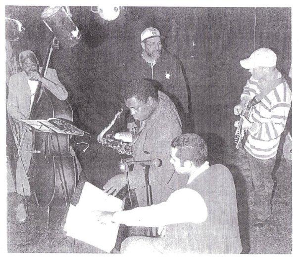 RJ Carmack's Band 1997          Footprints Jazz Ensemble