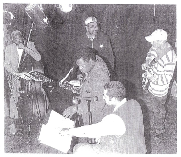 RJ Carmack's Band 1997          Footprints Jazz Ensemble
