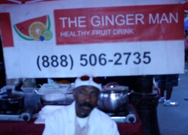 Ginger Man  Leimert Park