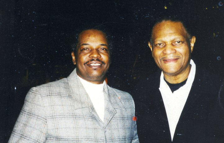 McCoy Tyner with Robert J. Carmack