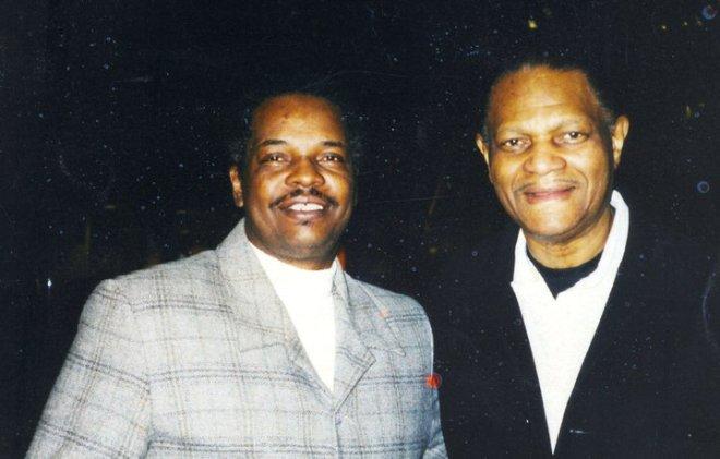 McCoy Tyner with Robert J. Carmack