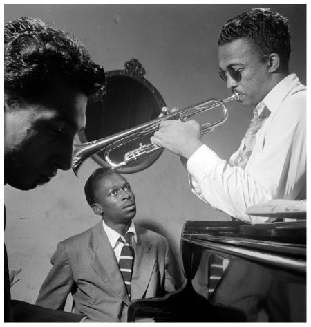 howard-mcghee-and-miles-Davis 1947