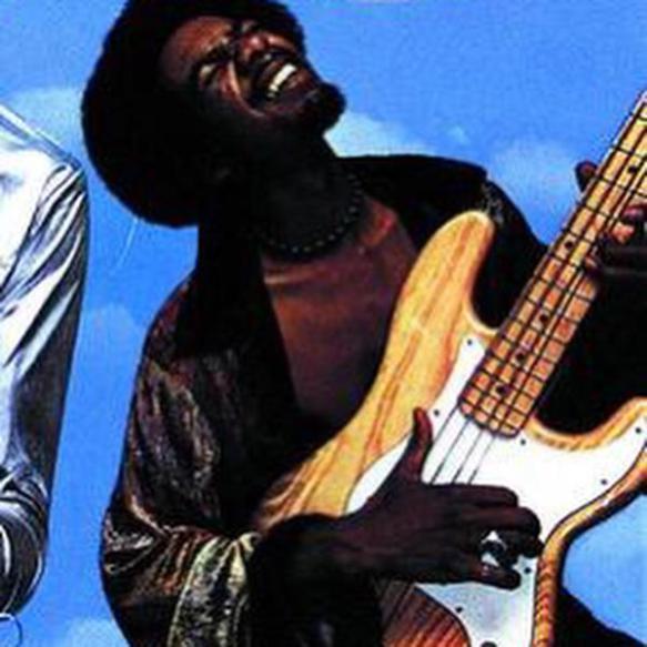 Louis Johnson album cover