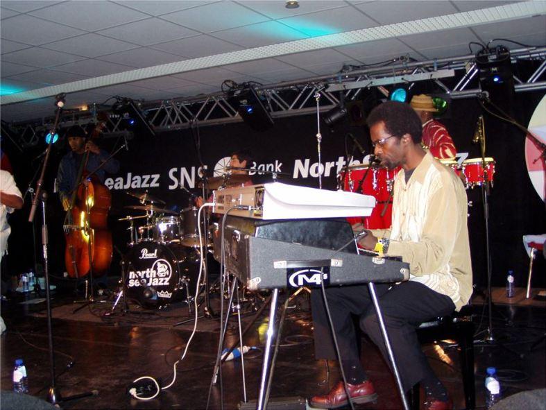 Bobby West @ North Sea Jazz Festival