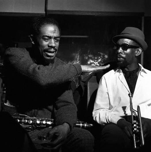 KD & Eric Dolphy