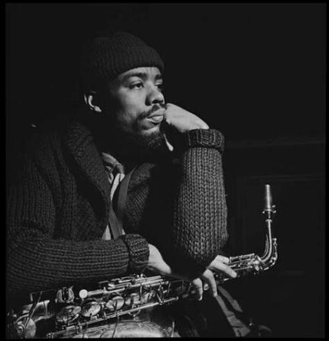 Eric Dolphy  C   sweater