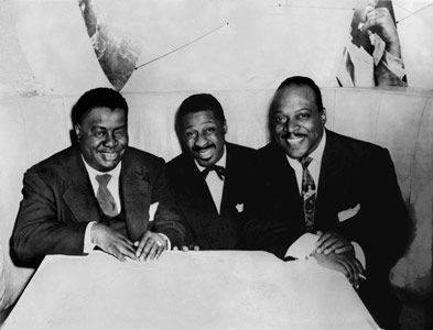 Garner, Tatum and Count Basie