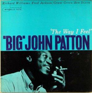 john_patton WAY I FEEL BIG NOW