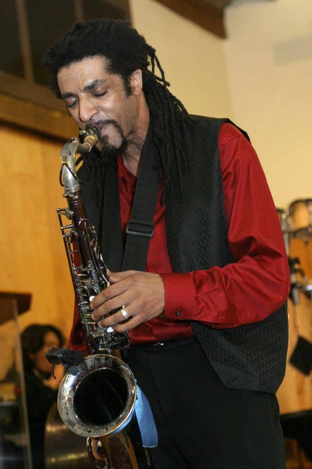 Julian Meyers Tenor Sax