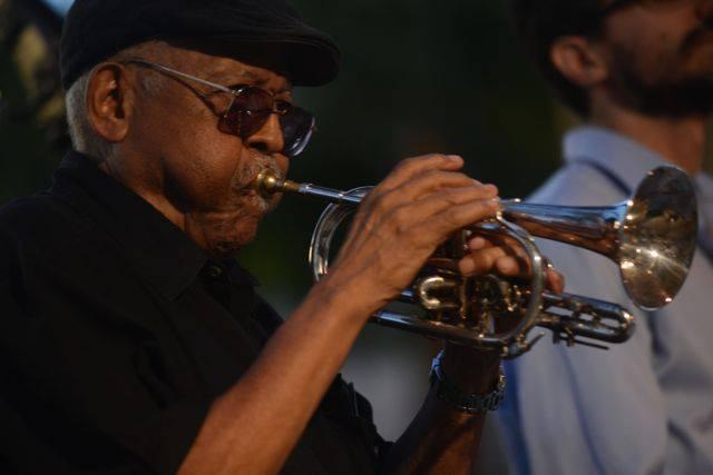 Jazz Trumpeter Bobby Bradford