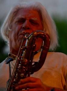 Vinny Golia Bari sax Now
