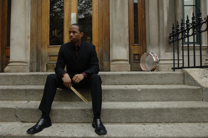 Drummer Willie Jones III