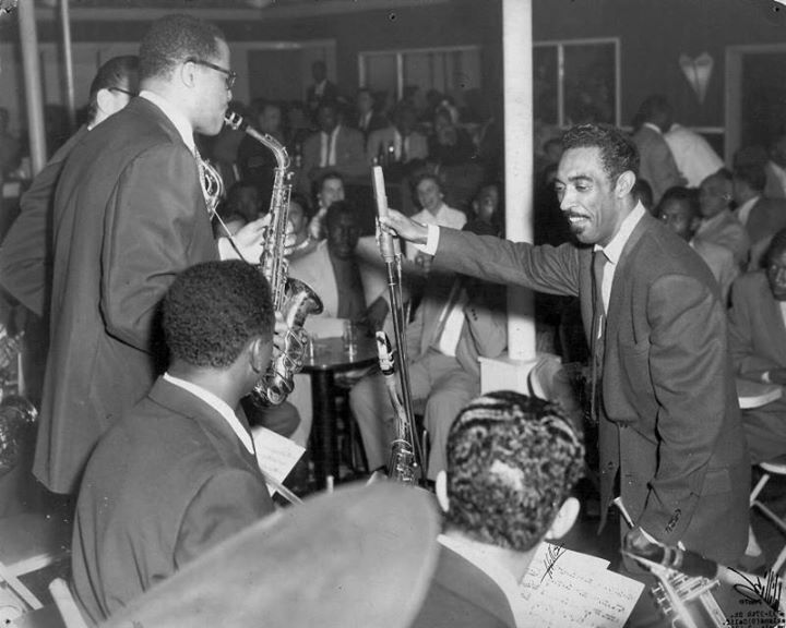 GerALD Wilson and LA big Band