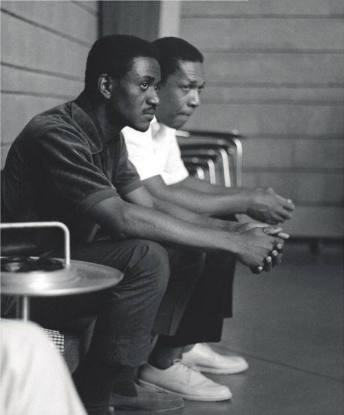 PHAROAH SANDERS AND JOHN COLTRANE - mid 1960s