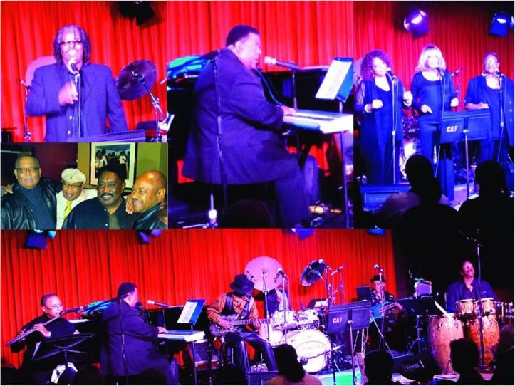 Harold Johnson Sextet Reunion Jan.14, 2016