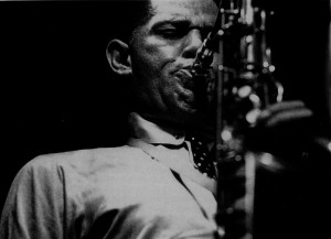 dexter gordon Black white